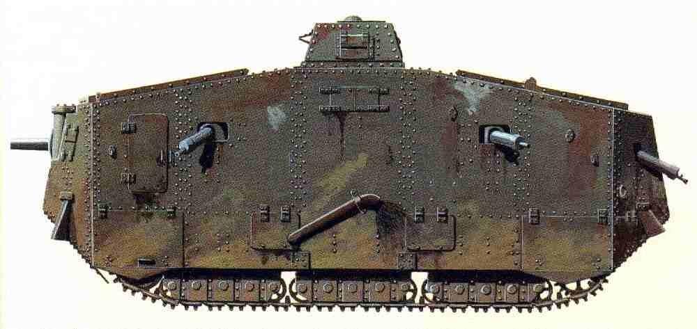 A7V 1918 Emhar