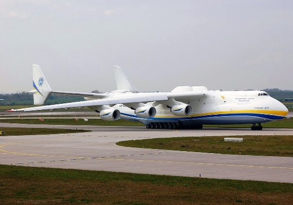 Крупнейший транспортный самолет