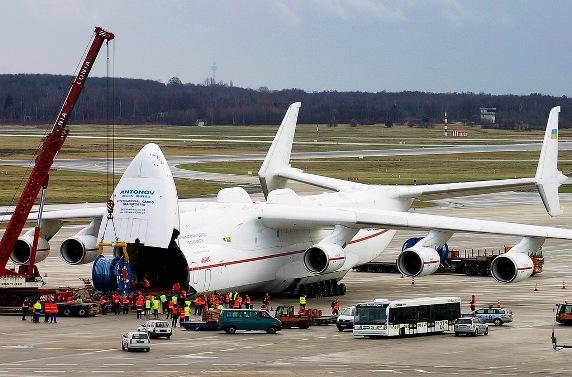 Самый грузоподъемный самолет