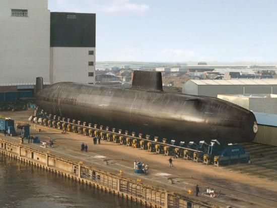 пропавшие атомные подводные лодки мира