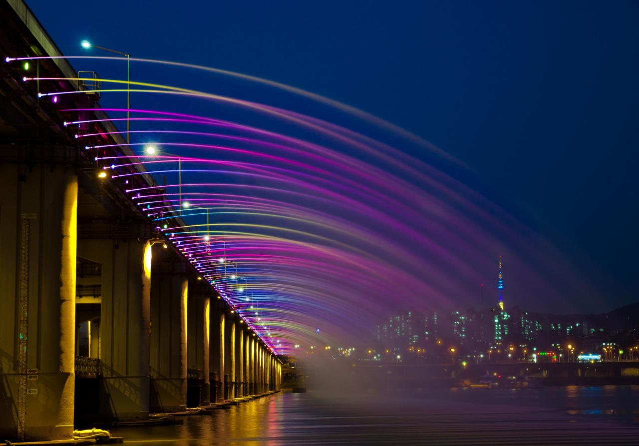 Картинки по запросу мост банпо