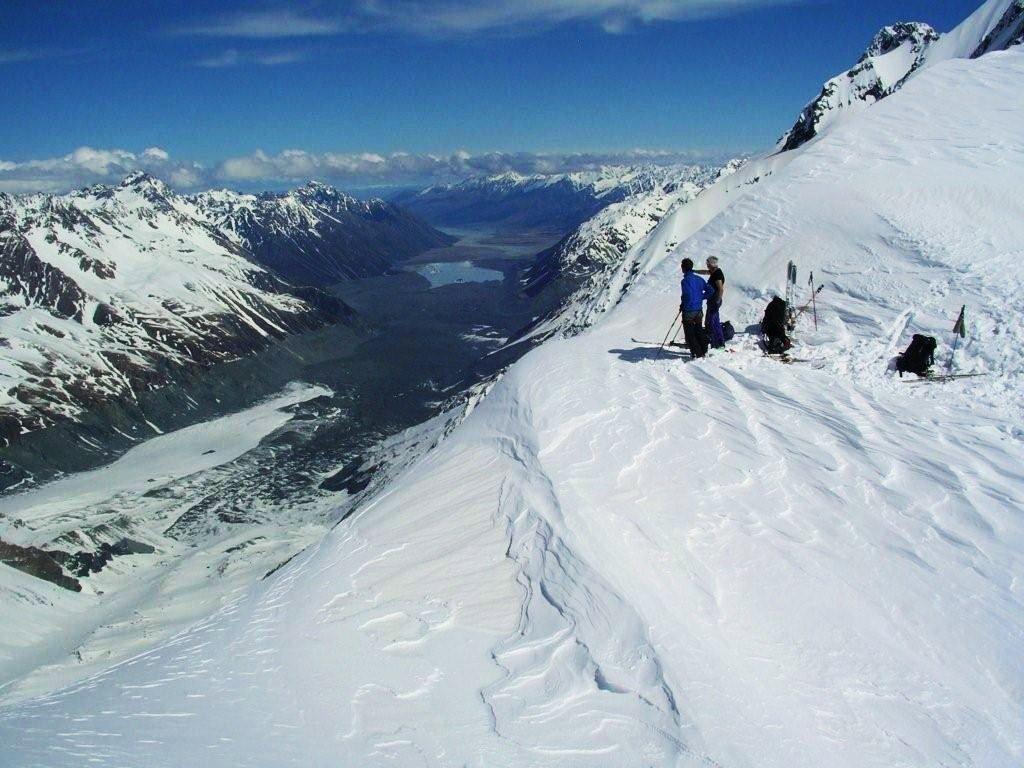 Ледник Франца-Иосифа - Новая Зеландия