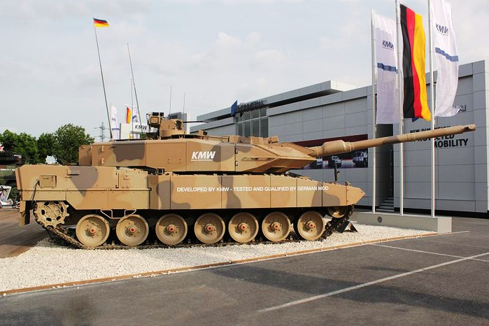 Леопард 2A7 (Германия)