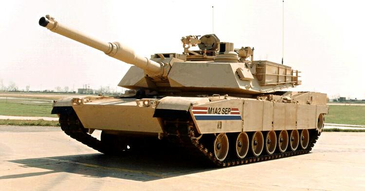 M1A2 (США)