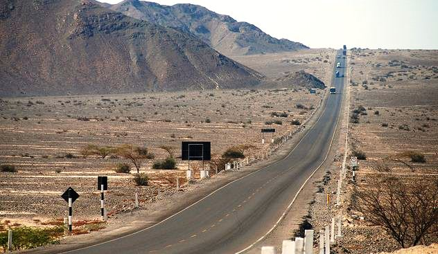 8 самых длинных дорог мира (видео)