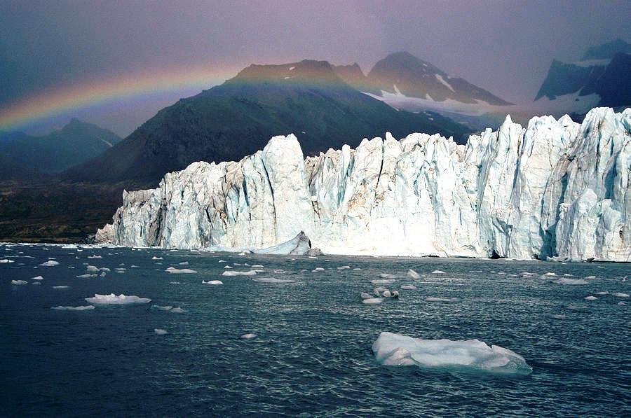 Ледник Харкер