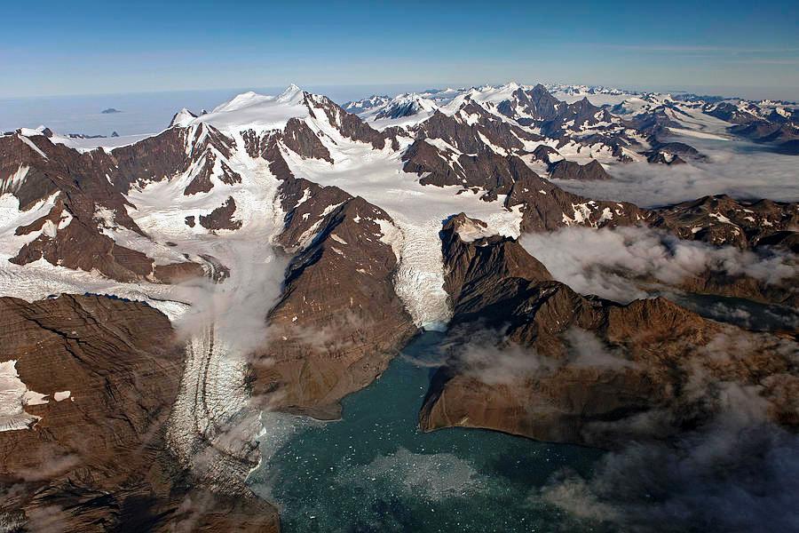 Харкер Ледник