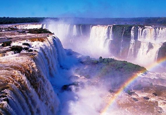 Водопад игуасу представляет собой