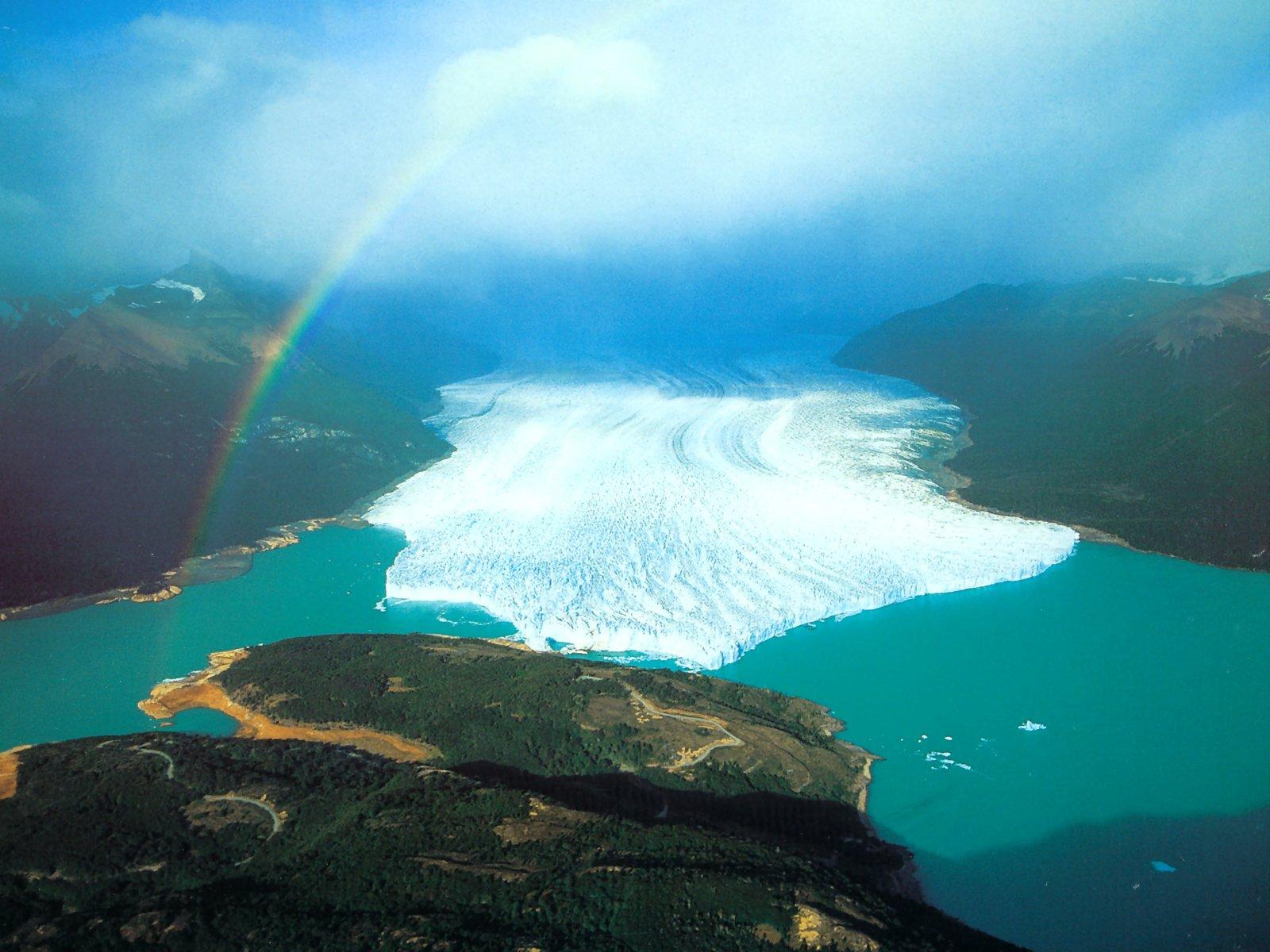 Ледник Перито-Морено - Аргентина