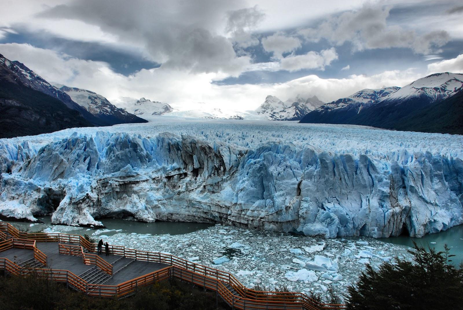 Перито-Морено - Аргентина