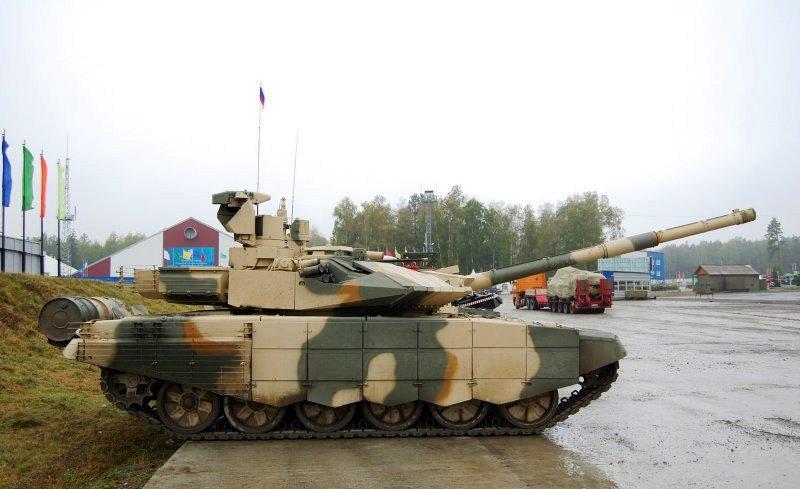 Танк Т-90МС 'Тагил'