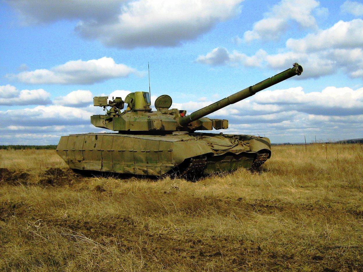 Украина закупит около 200 танков