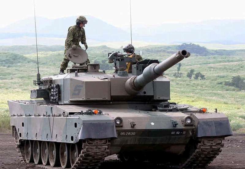 Танк Тип 90 (Япония)