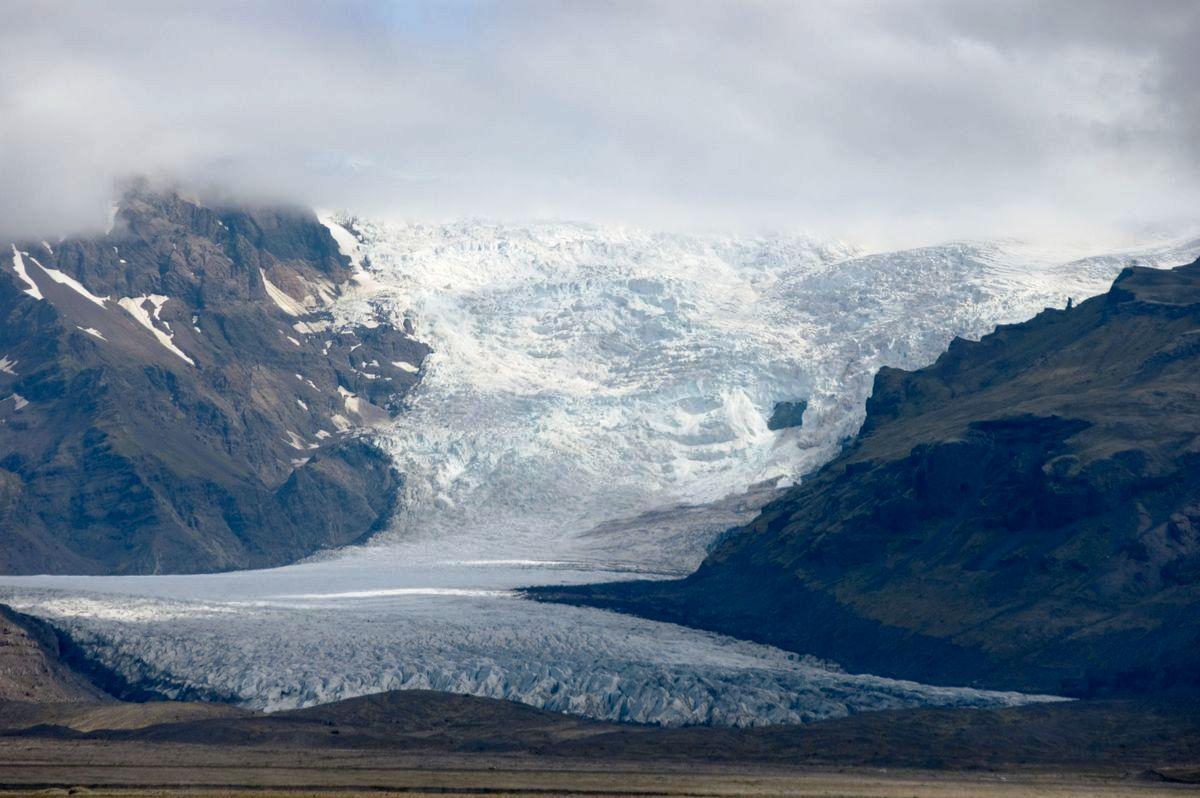 Ледник Ватнайёкюдль (Vatnaj246;kull)