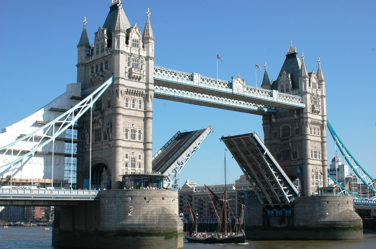 Мост Tower Bridge